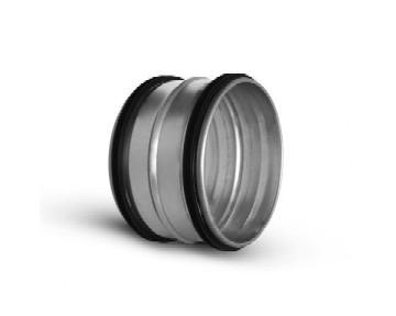 Verbindungsnippel für SPIRO-Rohr